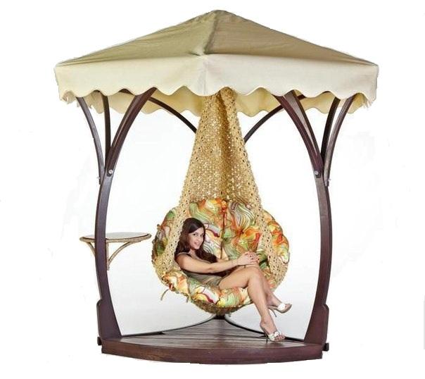 Мебель дачная из дерева
